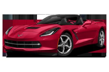 side view of 2016 Corvette Chevrolet