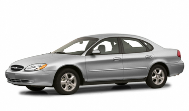 side view of 2001 Taurus Ford
