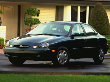side view of 1999 Taurus Ford