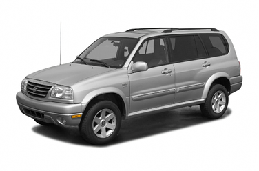 side view of 2003 XL7 Suzuki