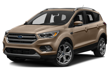 side view of 2018 Escape Ford