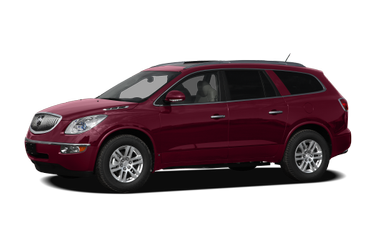 side view of 2010 Enclave Buick