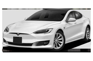 side view of 2019 Model S Tesla