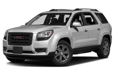 side view of 2015 Acadia GMC