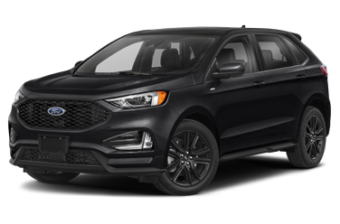 side view of 2021 Edge Ford