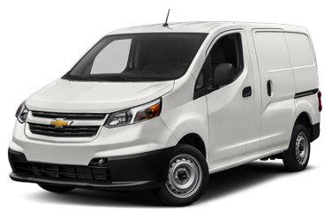 side view of 2015 City Express Chevrolet