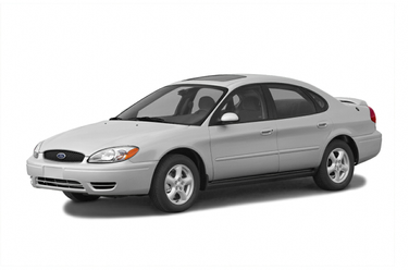 side view of 2007 Taurus Ford