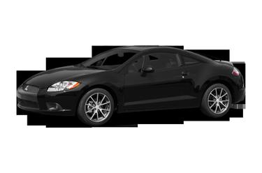 side view of 2011 Eclipse Mitsubishi