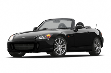 side view of 2005 S2000 Honda