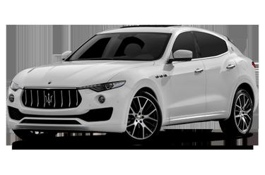 side view of 2019 Levante Maserati
