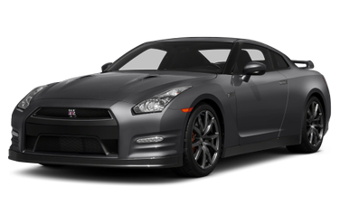 side view of 2013 GT-R Nissan