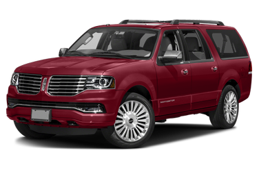 side view of 2016 Navigator L Lincoln