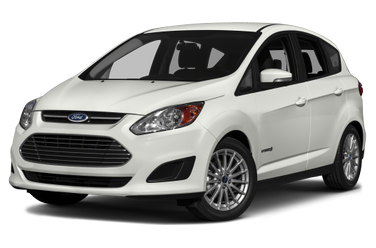 side view of 2016 C-Max Hybrid Ford