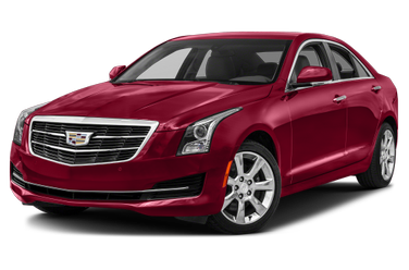 side view of 2015 ATS Cadillac