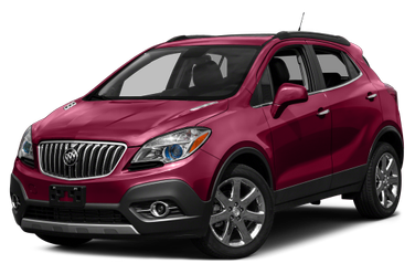 side view of 2013 Encore Buick