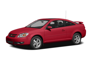 side view of 2008 Cobalt Chevrolet