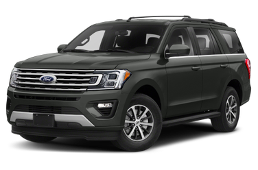 side view of 2018 Expedition Ford
