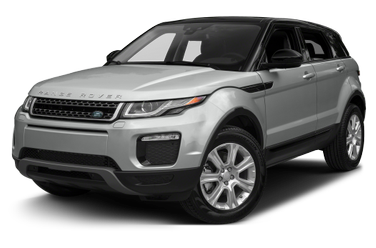 side view of 2017 Range Rover Evoque Land Rover