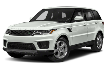 side view of 2018 Range Rover Sport Land Rover