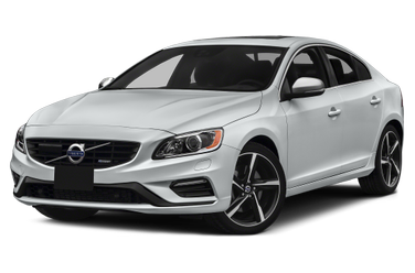 side view of 2016 S60 Volvo