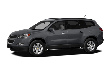 side view of 2011 Traverse Chevrolet