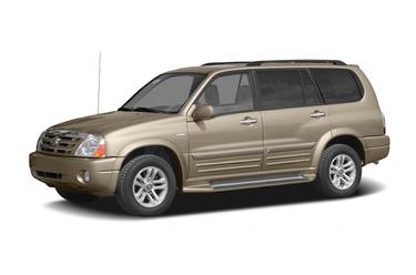 side view of 2005 XL7 Suzuki
