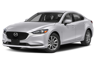 side view of 2020 Mazda6 Mazda