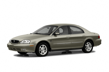 side view of 2003 Sable Mercury