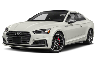 side view of 2018 S5 Audi