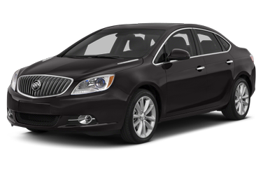 side view of 2013 Verano Buick