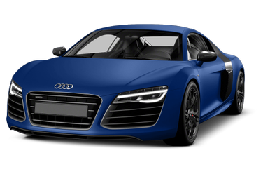 side view of 2014 R8 Audi