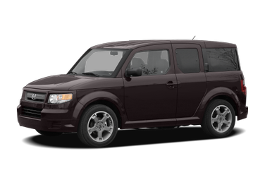 side view of 2008 Element Honda