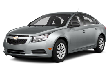 side view of 2013 Cruze Chevrolet