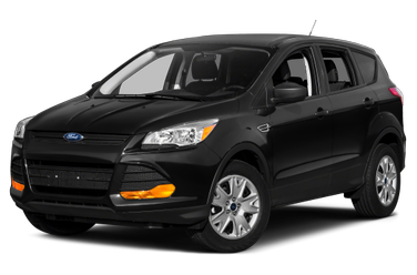 side view of 2014 Escape Ford