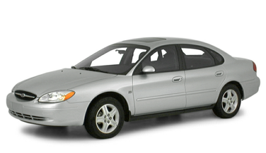 side view of 2000 Taurus Ford