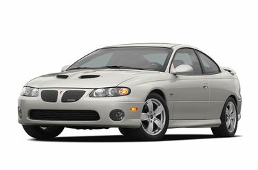 side view of 2006 GTO Pontiac