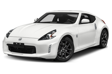 side view of 2019 370Z Nissan