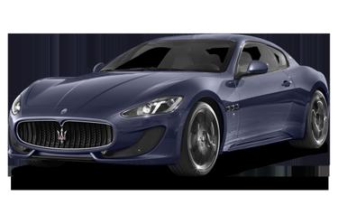side view of 2015 GranTurismo Maserati