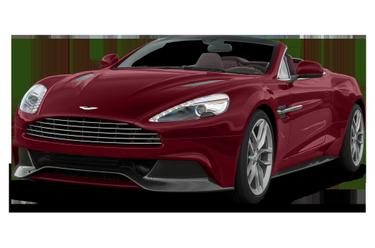 side view of 2015 Vanquish Aston Martin
