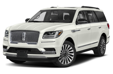 side view of 2020 Navigator Lincoln
