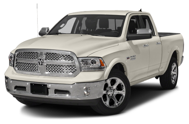 side view of 2015 1500 RAM
