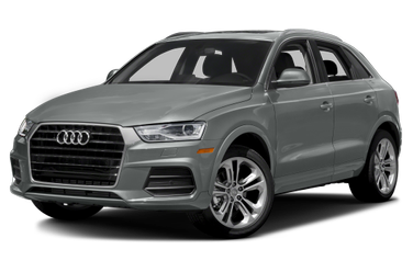 side view of 2016 Q3 Audi