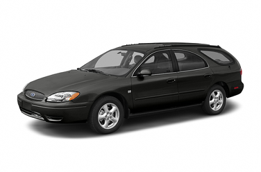 side view of 2005 Taurus Ford