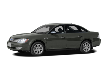 side view of 2008 Taurus Ford