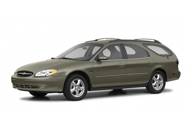 side view of 2003 Taurus Ford