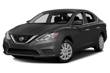 side view of 2016 Sentra Nissan