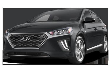 side view of 2020 Ioniq Plug-In Hybrid Hyundai