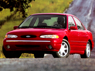 side view of 1995 Contour Ford