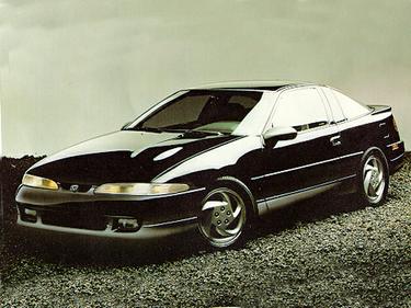 side view of 1992 Talon Eagle