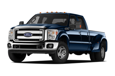 side view of 2011 F-450 Ford